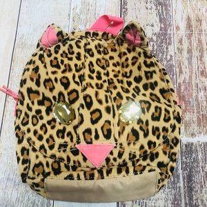 Gap Kids cheetah backpack